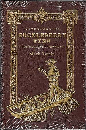 Adventures of Huckleberry Finn: Mark Twain