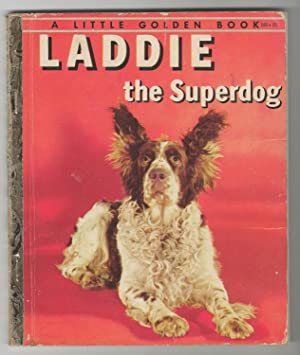 Laddie the Superdog: William P. Gottlieb