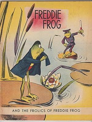 Master Entwistle and the Frolics of Freddie: de Kruyff, Joe