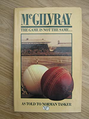 Alan McGilvray & Norman Tasker - AbeBooks