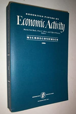 Brookings Papers on Economic Activity Microeconomics, 1998.: Baily, Martin N.