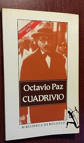 Cuadrivio.: Paz, Octavio.