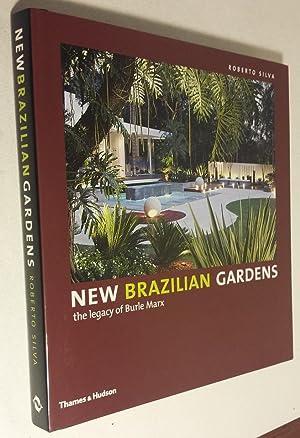 New Brazilian Gardens The Legacy of Burle: Roberto Silva.