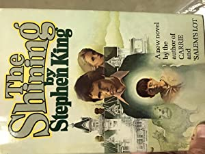 The Shining (SIGNED 1st WITH JSA CERTIFICATION): Stephen King