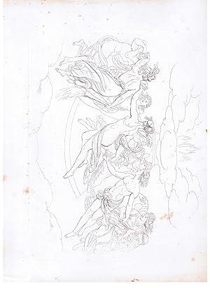 Illustrations to Schiller's Song of the Bell: Retzsch, Friedrich August