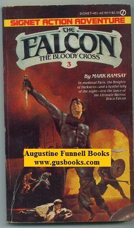 The Falcon #3: The Bloody Cross