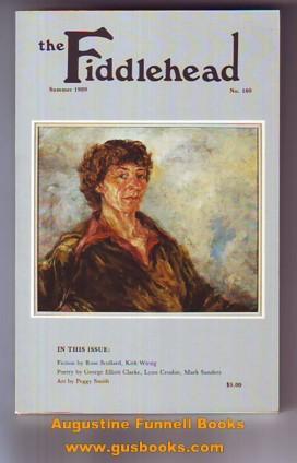 The Fiddlehead, Summer 1989, No. 160: Taylor, Michael (editor)