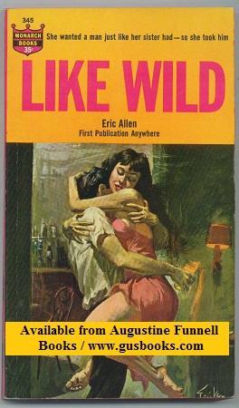 Like Wild: Allen, Eric