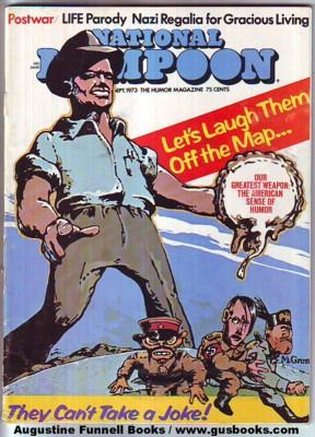National Lampoon, September/Sept. 1973, Postwar issue: Beard, Henry, Michael