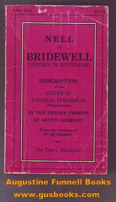 Nell in Bridewell (Lenchen im Zuchthause), Description: Reinhard, W.