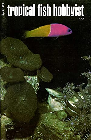 Tropical Fish Hobbyist - April 1973