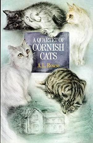 A Quartet of Cornish Cats