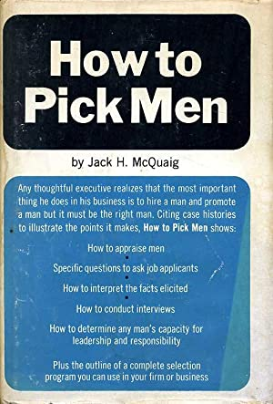 How to Pick Men