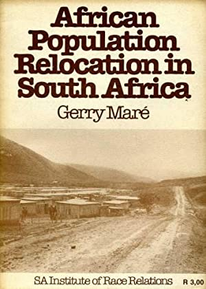 African Population Relocation in South Africa