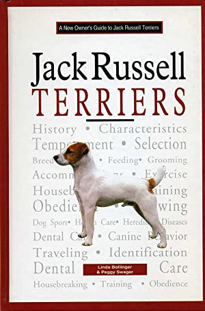 Jack Russell Terriers : New Owner's Guide