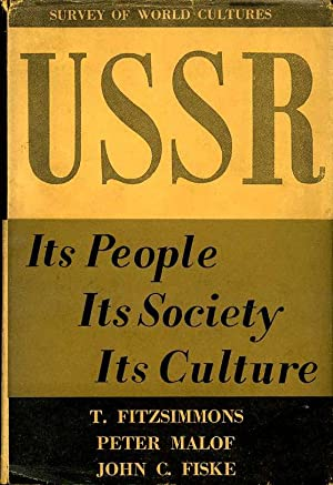 USSR : Its People, Its Society, Its Culture