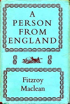 A Person from England : And Other Travellers (to Turkestan)