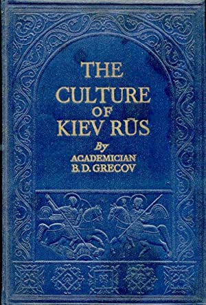The Culture of Kiev Rus