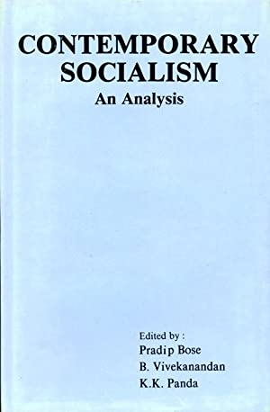 Contemporary Socialism: An Analysis (Signed By Editor)