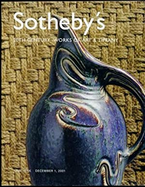 Sotheby's 20th Century Works of Art & Tiffany