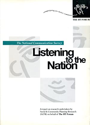 Listening to the Nation: National Communication Survey