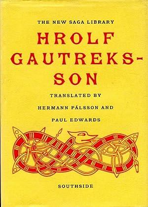 Hrolf Gautreksson: A Viking Romance (The new: Palsson, Hermann &