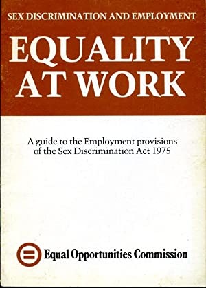 Equality at Work : A Guide to: Lambert, Deborah