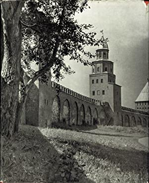 Fortress Architecture of Early Russia