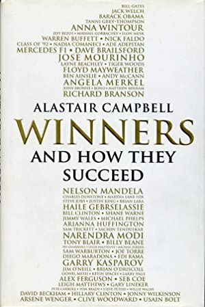 Winners: And How They Succeed (Signed by Author and by Louise Minchin)