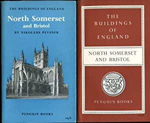 North Somerset and Bristol (The Buildings of England)