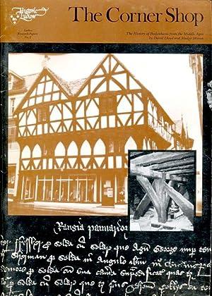 The Corner Shop: The History of Bodenhams: Lloyd, David and