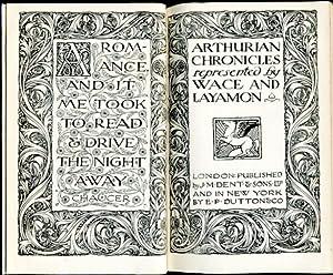 Arthurian Chronicles: Wace and Layamon