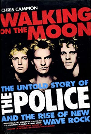 Walking on the Moon: The Untold Story: Chris Campion