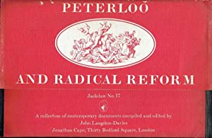 Jackdaw : Peterloo and Radical Reform: A Collection of Contemporary Documents