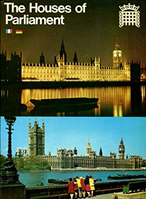 Houses of Parliament (Signed by Tom Normanton MP, MEP)