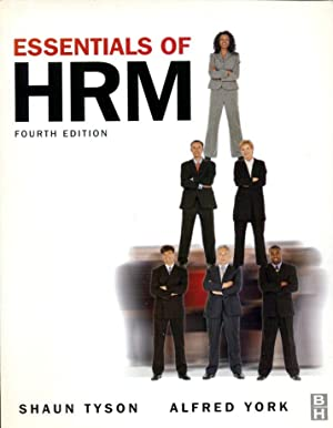 Essentials of HRM