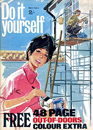 Do it Yourself Magazine : May 1969