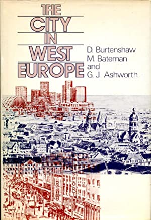 The City in West Europe (Signed By Author)
