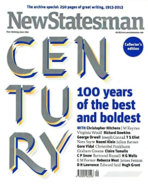New Statesman Century: A Collection of Our Finest Writing