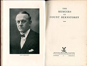 The Memoirs of Count Bernstorff