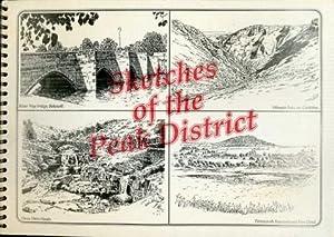 Sketches of the Peak District: Merrill, John N.