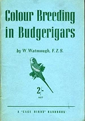 Colour Breeding in Budgerigars