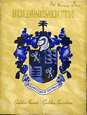 Bournemouth Official Guide 1954/1955