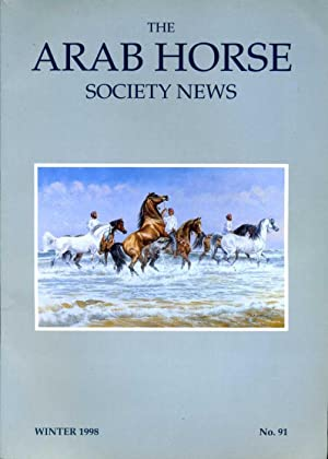 The Arab Horse Society News No. 91 : Winter 1998