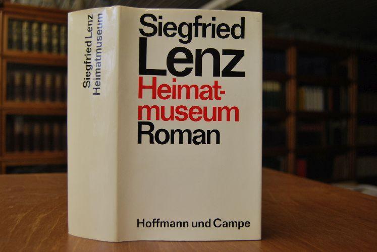 Heimatmuseum. Roman.: Lenz, Siegfried: