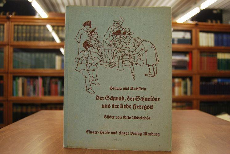 Der Schwab Der Schneider Und Der Liebe Gott Von Grimm Brüder Und