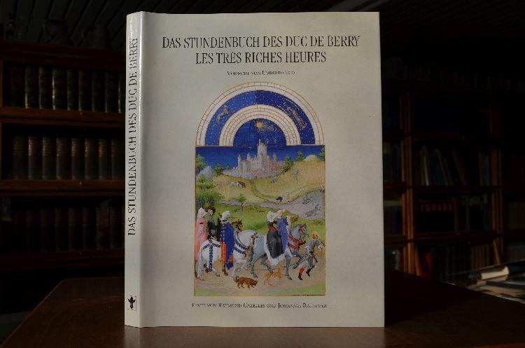 Das Stundenbuch des Duc de Berry Les: Cazelles, Raymond, Johannes