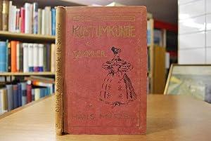 Kostümkunde für Sammler. Bibliothek für Kunst- und Antiquitätensammler Band 15: Mützel, Hans: