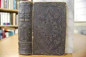 La Sainte Bible ou l`ancien et le: Ostervald, Jean Frederic:
