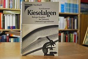 Kieselalgen. Biologie, Baupläne der Zellwand, Untersuchungsmethoden.: Krammer, Kurt:
